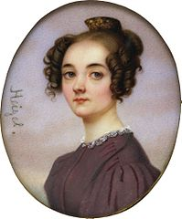 Lola Montez as a teenager - headstuff.org