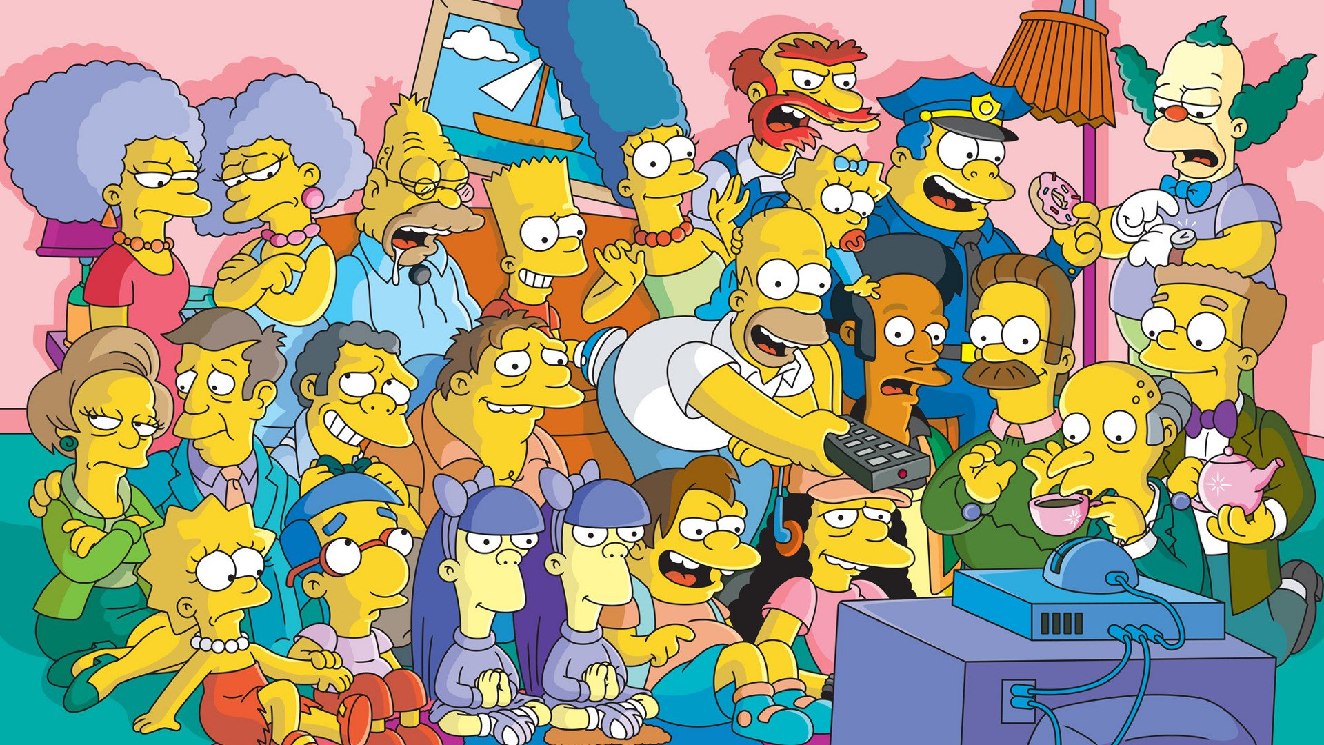 The Most Memorable Simpsons Tropes HeadStuff