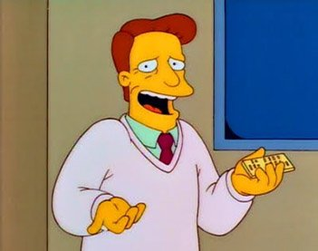 Troy McClure - HeadStuff