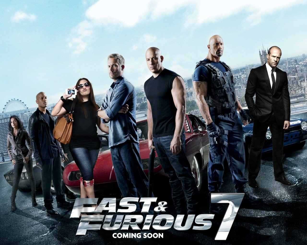 Fast and Furious 7 - Headstuff.org