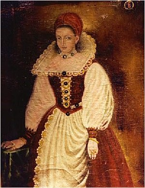 Only known painting of Elizabeth Bathory - haedstuff.org