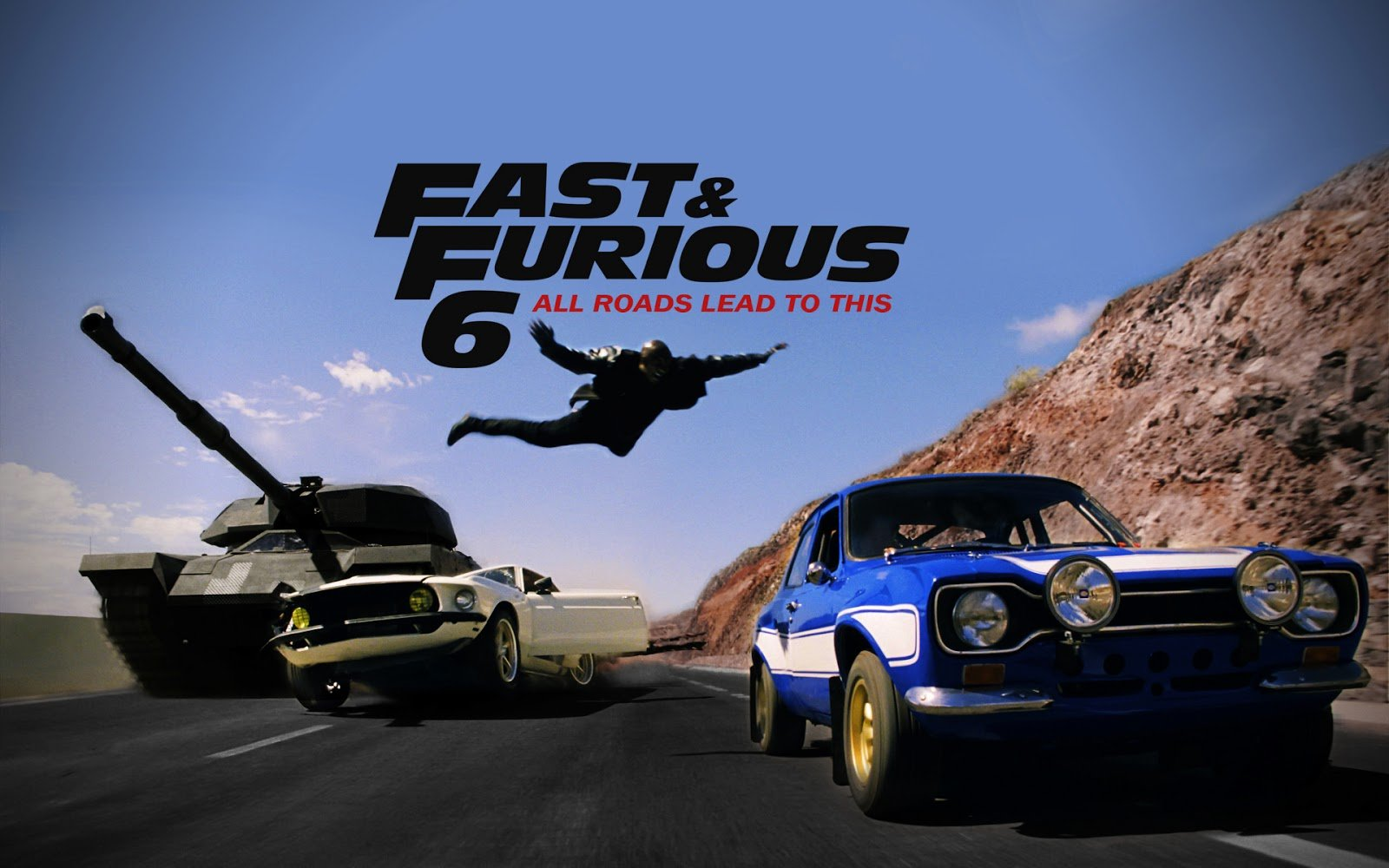 Fast and Furious 6 - Headstuff.org