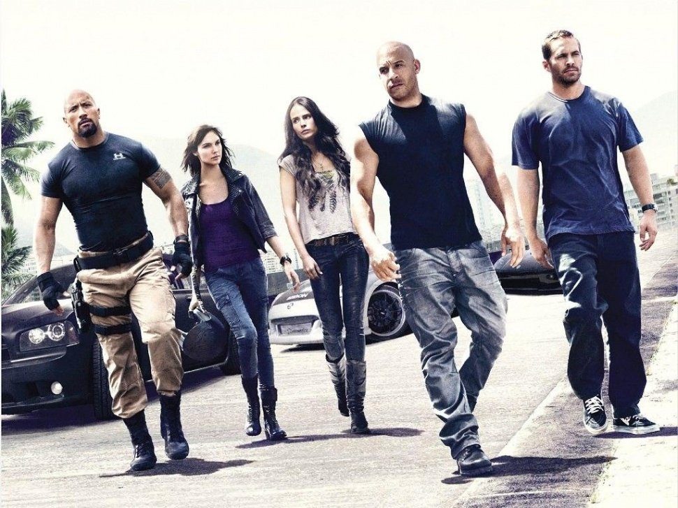 The Fast and the Furious Cast - HeadStuff.org