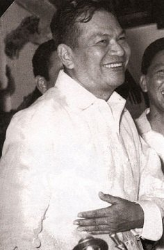 Photo of President Ramon Magsaysay of the Phillipines - headstuff.org