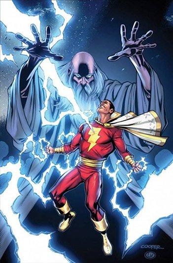 Shazam and Captain Marvel - HeadStuff.org