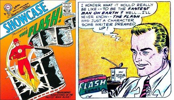 The Flash Bary Allen Showcase #4 - HeadStuff.org
