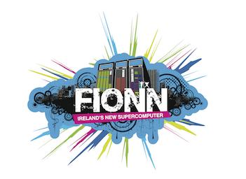 Logo for FIONN Ireland's New Supercomputer
