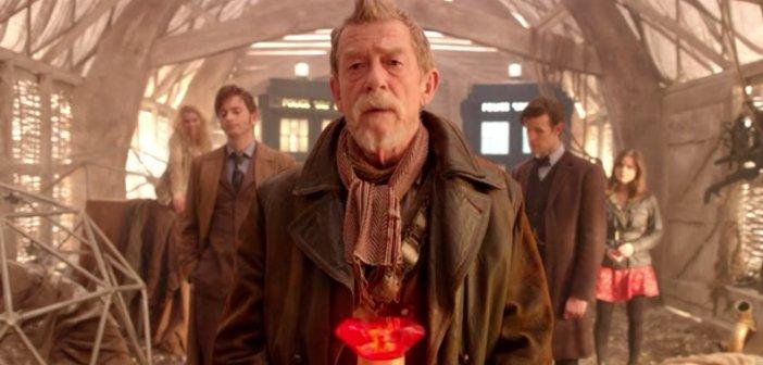 John Hurt Doctor Who - HeadStuff.org