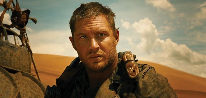 MadMax Fury Road Featured Image with Tom Hardy