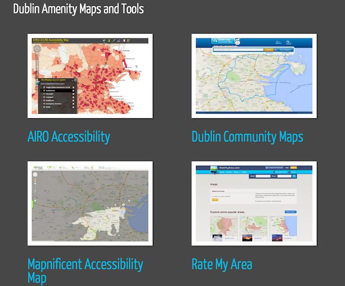 Dublin Dashboard screenshot