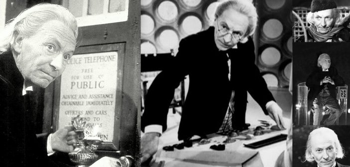 William Hartnell Doctor Who - HeadStuff.org