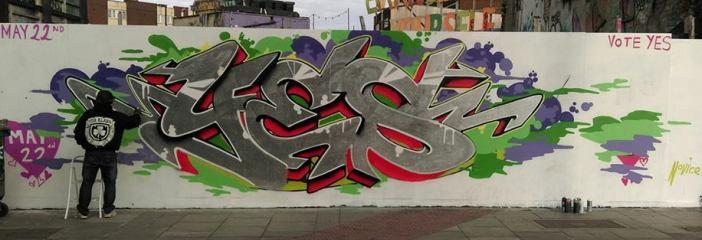 yes mural