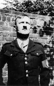 William Joyce, aka Lord Haw Haw, wearing a Nazi uniform in 1939 - headstuff.org