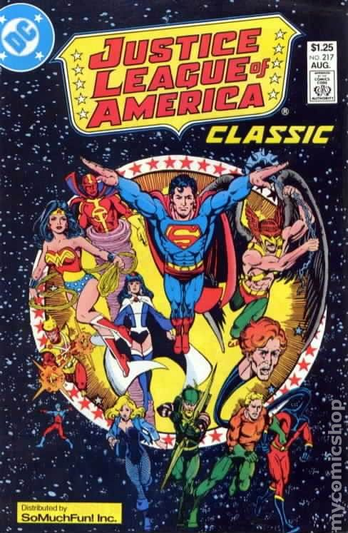 Justice League of America - HeadStuff.org