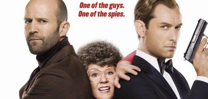 Spy Paul Feig Spy Comedy with Melissa McCarthy - HeadStuff.org