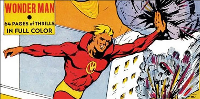 Wonder Man - HeadStuff.org
