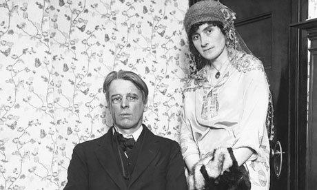 Yeats & Georgie Hyde Lees