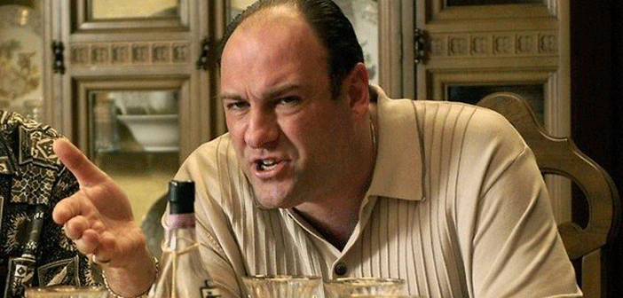 Tony Soprano, The Sopranos overrated, good not great, james gandolfini, problematic, the wire is better, the shield, mafia, TV, television - HeadStuff.org