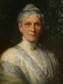 Painting of Anna Leonowens from 1905, by Robert Harris. - headstuff.org