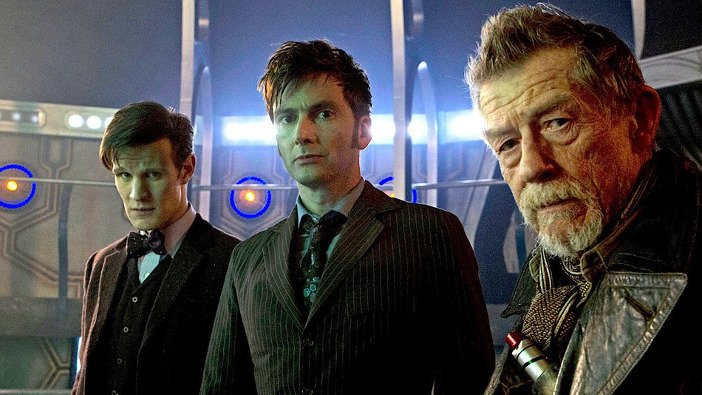 Leap Second Doctor Who - HeadStuff.org
