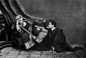Leopold von Sacher-Masoch and Fanny Pistor. - headstuff.org