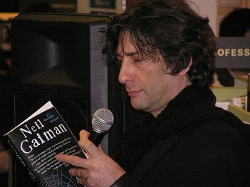 Neil Gaiman - HeadStuff.org