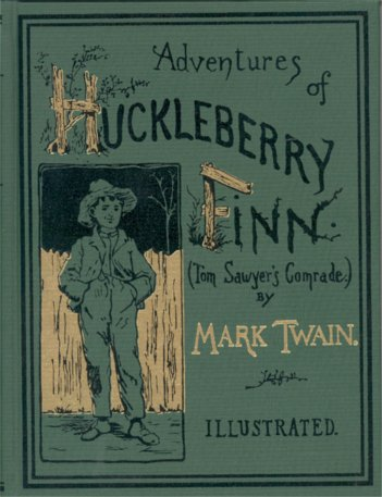 Huckleberry Finn - HeadStuff.org