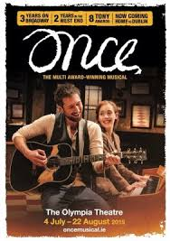 Once: the Musical