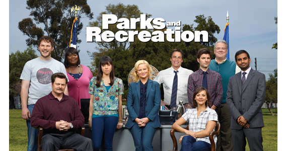The cast of Parks & Recreation - HeadStuff.org