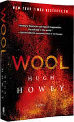 Howey's novel, Wool, which has sold over two million copies worldwide.  Image via codysisco.com