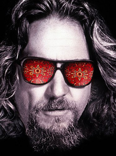 The Dude in The Big Lebowski (1998) - HeadStuff.org