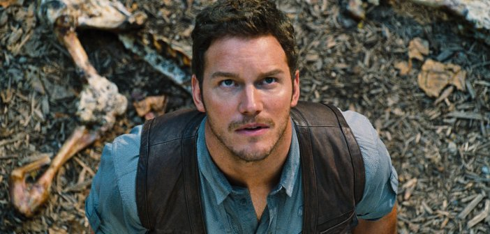 Chris Pratt Jurassic World - HeadStuff.org