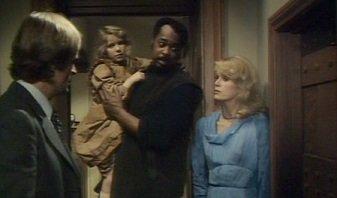 David McCallum, Val Pringle and Joanna Lumley as Steel, Lead and Sapphire - headstuff.org