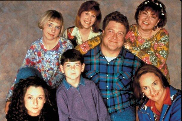 Roseanne Cast TV Nostalgia - HeadStuff.org