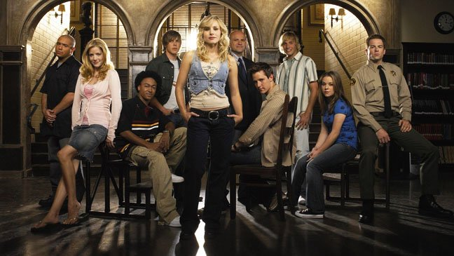 Veronica Mars Cast - HeadStuff.org
