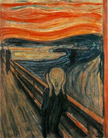 The Scream Edvard Munch