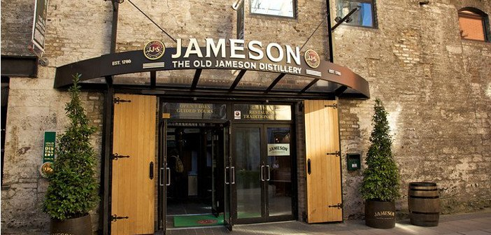 Jameson distillery - HeadStuff.org