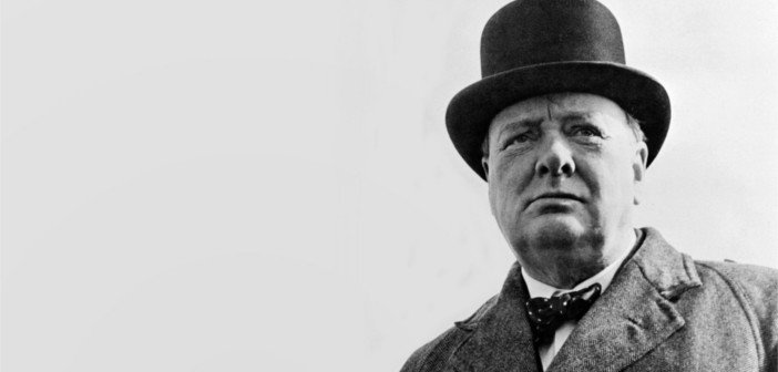 Winston Churchill - HeadStuff.org