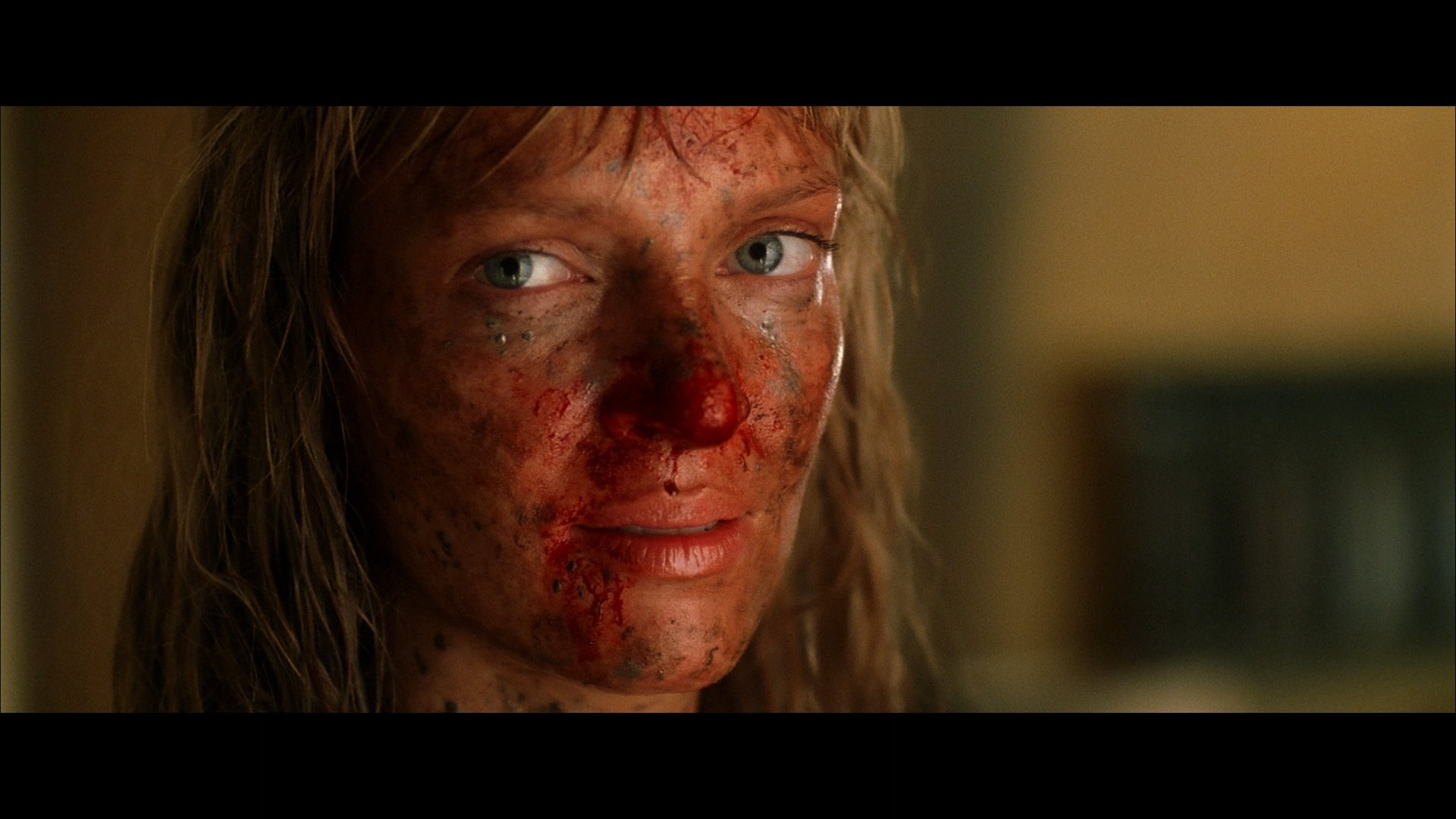 Uma Thurman as The Bride in Kill Bill: Vol 2 - HeadStuff.org
