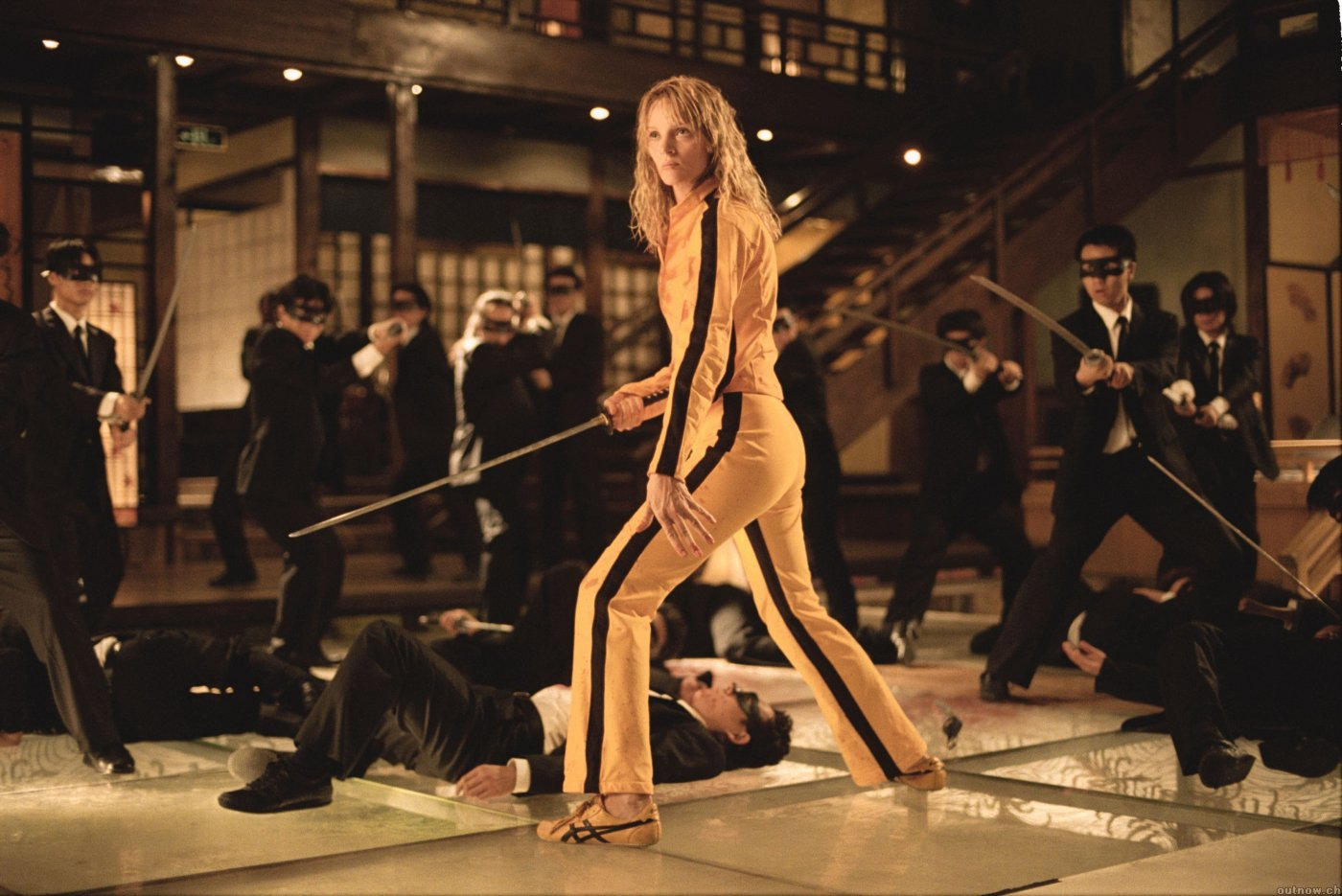 Kill Bill Vol 1 - Headstuff.org