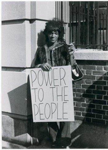 Marsha P. Johnson - HeadStuff.org
