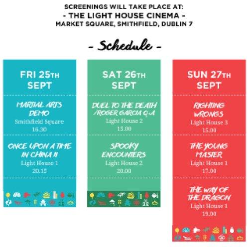 Hong Kong Kicks Schedule - HeadStuff.org