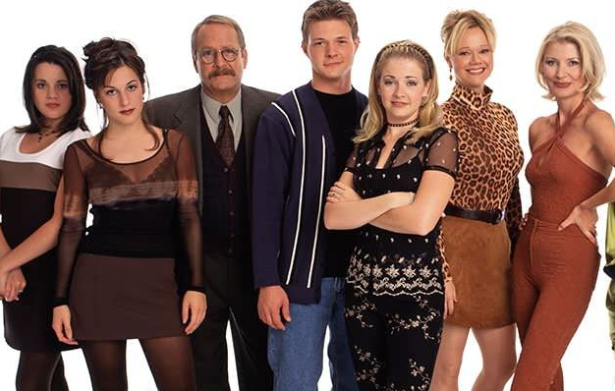 Sabrina The Teenage Witch - HeadStuff.org
