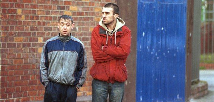 Tom Murphy and Mark O'Halloran in Adam and Paul (2004) - HeadStuff.org