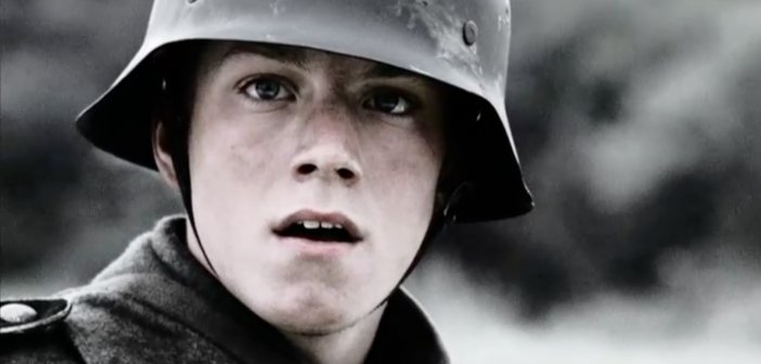 Band of Brothers young German soldier - HeadStuff.org