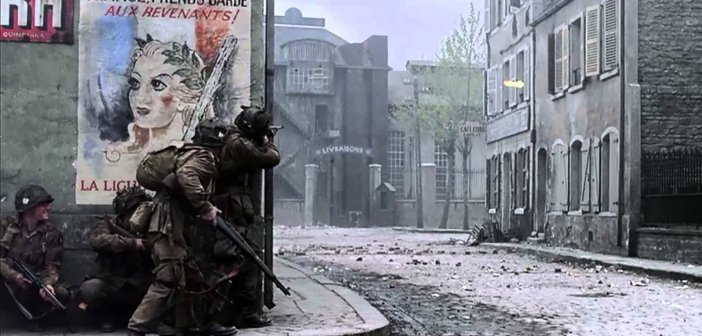Band of Brothers Carentan - HeadStuff.org