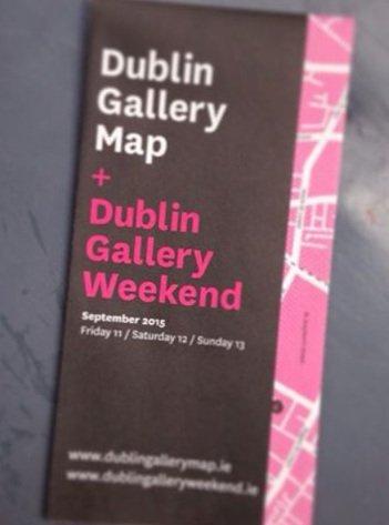 Dublin Gallery Map -  headstuff.org