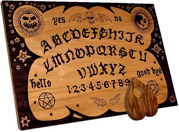 A Ouija Board - HeadStuff.org