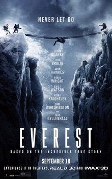 Everest Poster - HeadStuff.org