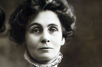 Emmeline Pankhurst - HeadStuff.org